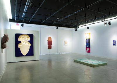 Installation view of Jessica Ruiz's Master of Fine Arts Exhibition at the Art Lofts Gallery, University of Wisconsin-Madison
