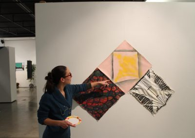 First Year Grad Show Reception, Art Lofts Gallery, Department of Art University of Wisconsin-Madison