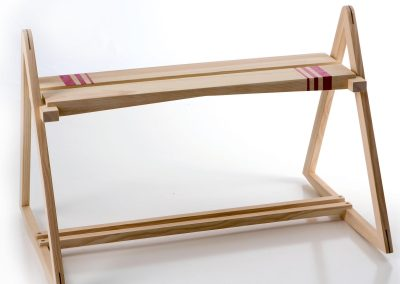 Shannon Jones - Bench, woodworking art
