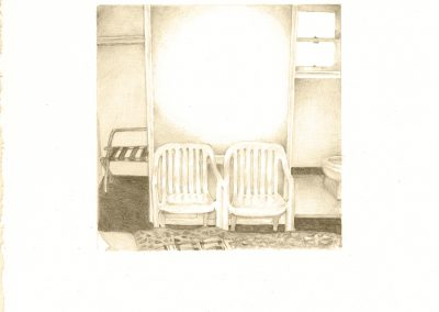 Aaron Steffes, printmaking