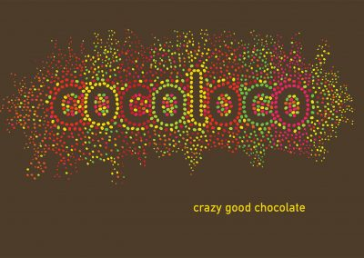 Kerry Blake, cocoloco, graphic design