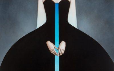 Dirt and the Clear Blue Sky by Kelli Hoppermann, BS-Art '85