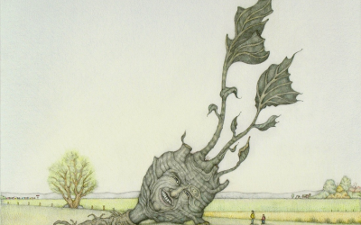 On View | 'American Drawings' by Bill Amundson, BS-Art '75