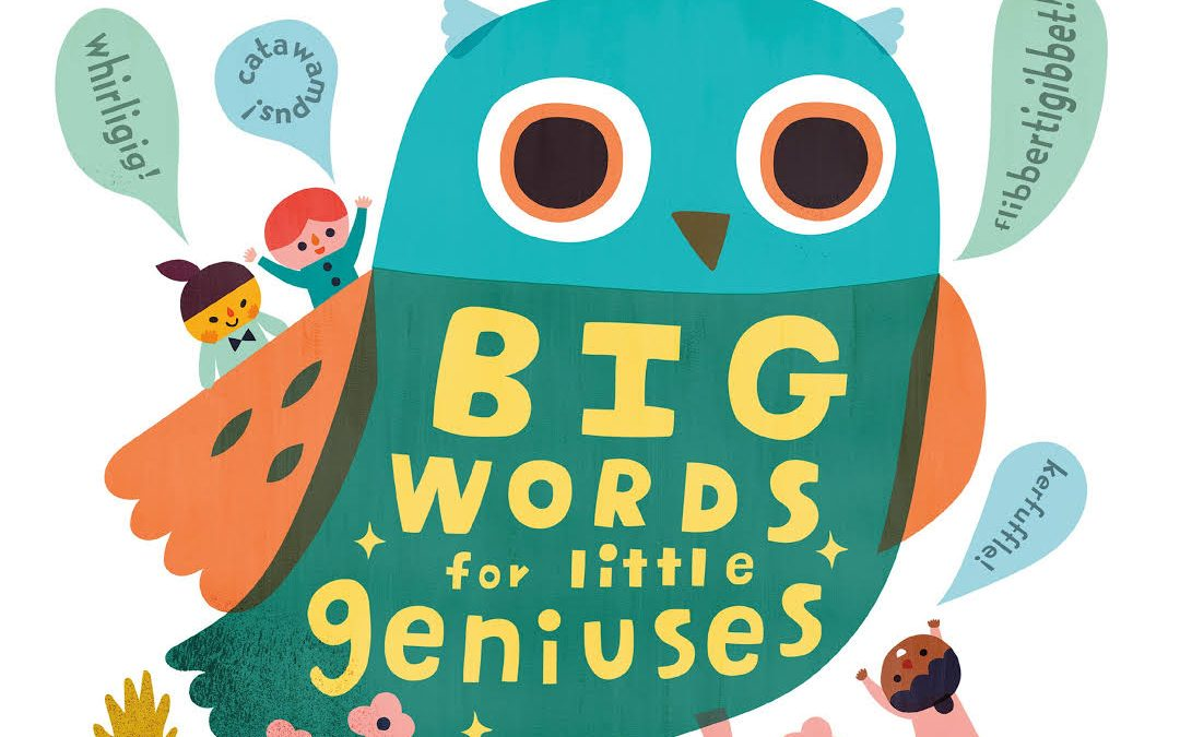 Sue Patterson, MFA '82 and Board of Visitor member, talks about her new book for 'Little Geniuses'