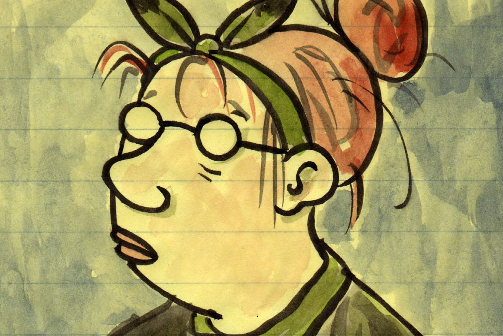 Help! Infectious Boredom and Pee-Hoarding Roommates by Art Faculty Lynda Barry