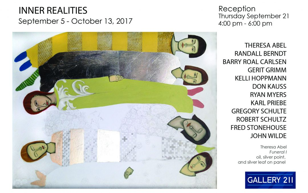 Inner Realities Group Show