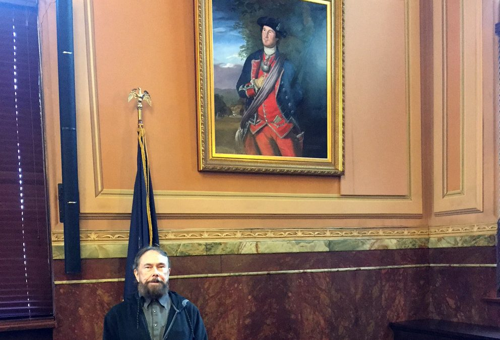 Penn State Fayette instructor commissioned for historic painting