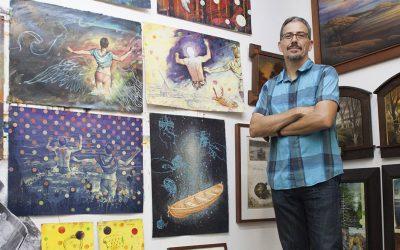 Visiting Artist Colloquium: Barry Roal Carlsen