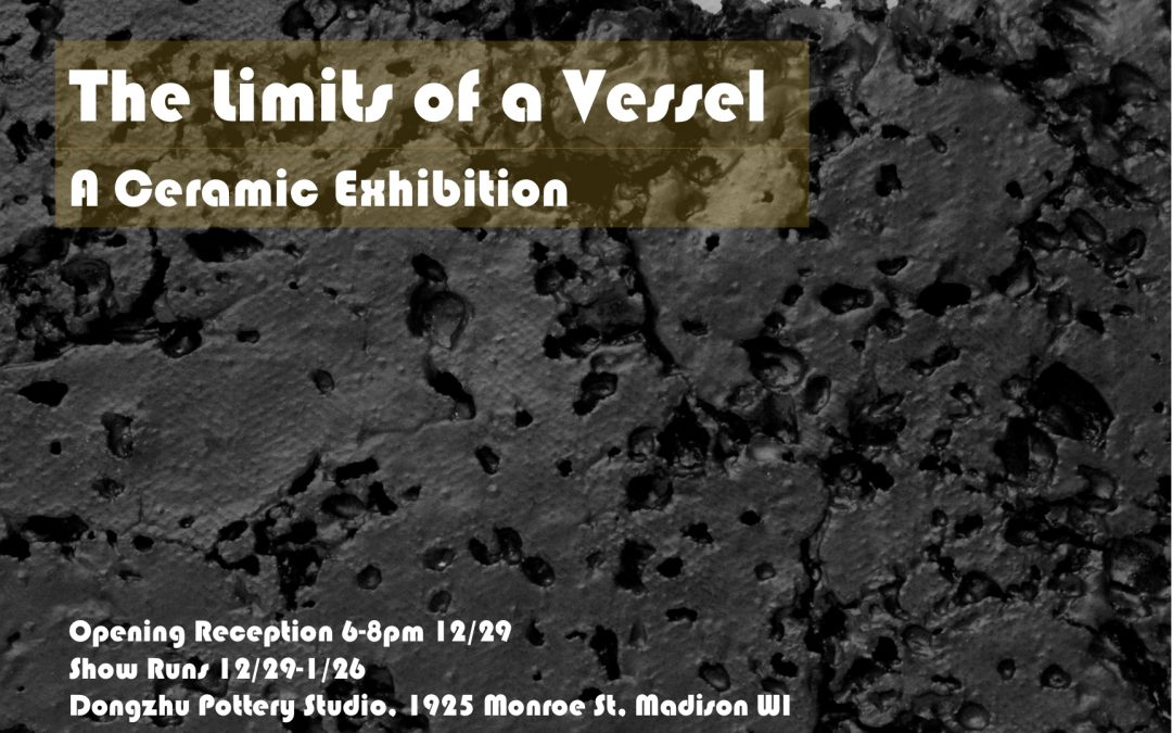 The Limits of a Vessel – A Ceramic Exhibition by Evan Cory