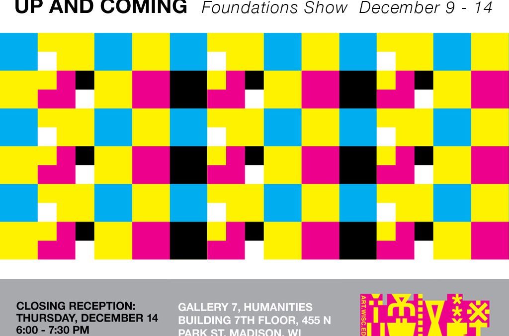 Up and Coming: Foundations Show