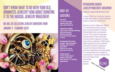 Radical Jewelry Makeover donations due February 16