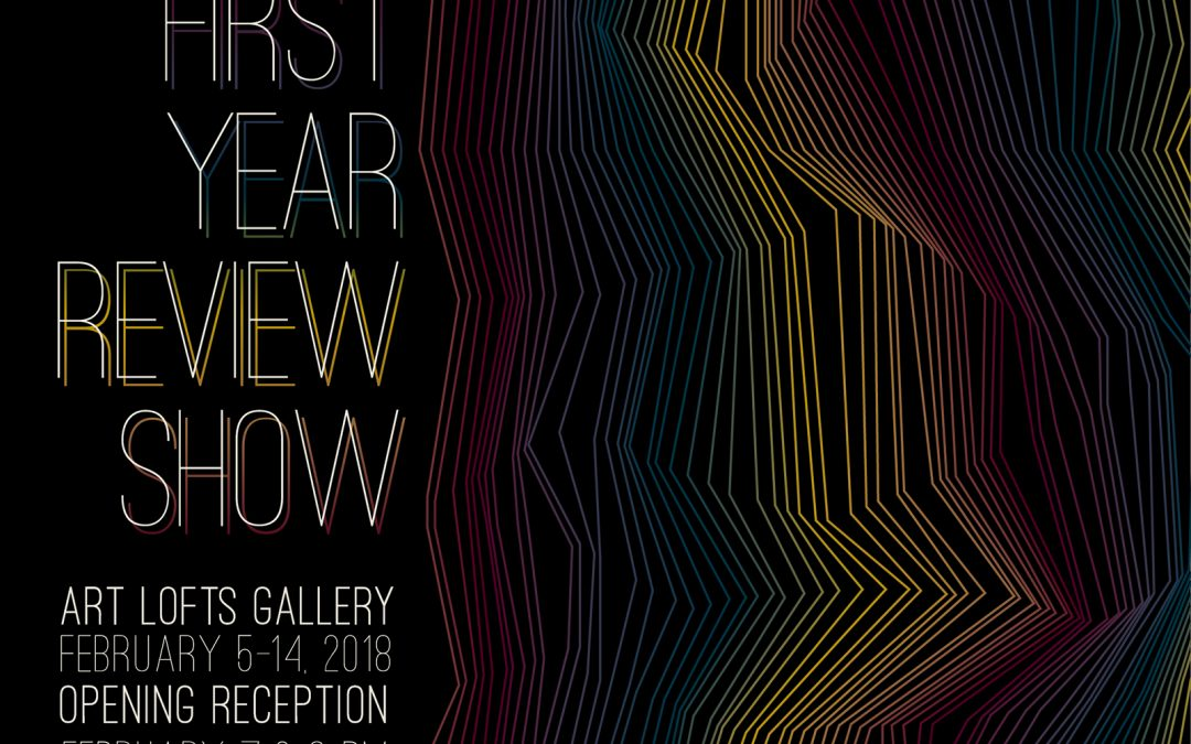First Year Review Show