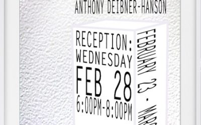 Displayful Objects: An MA Exhibition by Anthony Deibner-Hanson