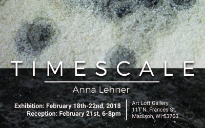 Timescale: Masters of Art Exhibition by Anna Lehner