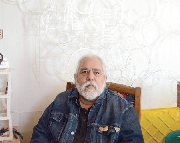 A Lifetime of Learning: A look at the career of tribal artist Joe Feddersen by Karrenia Simpson