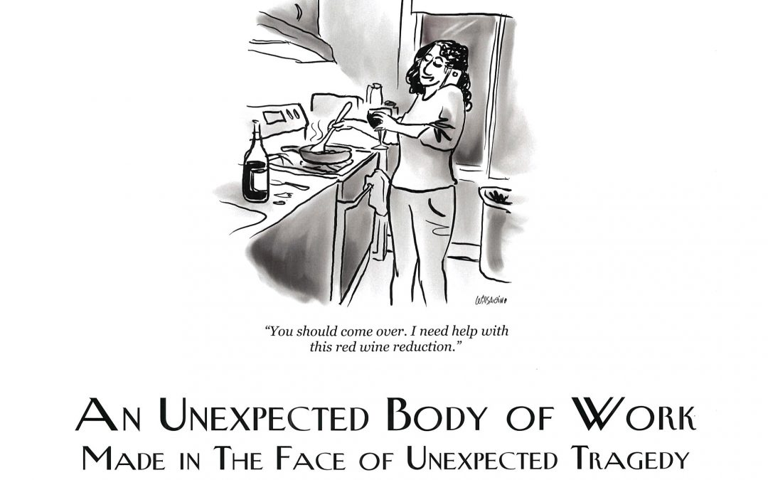 Super Silly, Super Sad: An Unexpected Body of Work Made in the Face of Unexpected Tragedy by Will Santino
