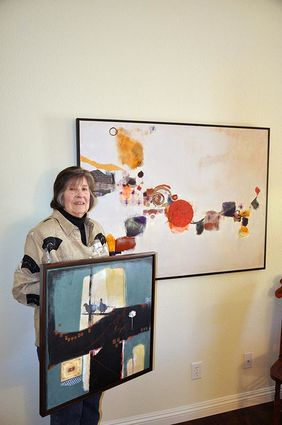 Deborah Crafts is Arts Council Menifee's Artist of the Month by Jim T. Gammill