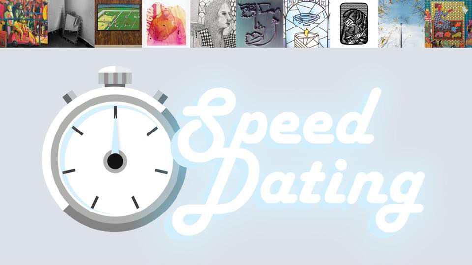 Speed Dating at MMoCA: 11 Artists, 10 Talks, 7 Minutes, 1 Amazing Night