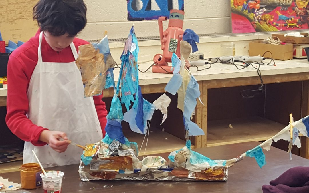 Designing Meaningful Art Experiences for Students with Disabilities