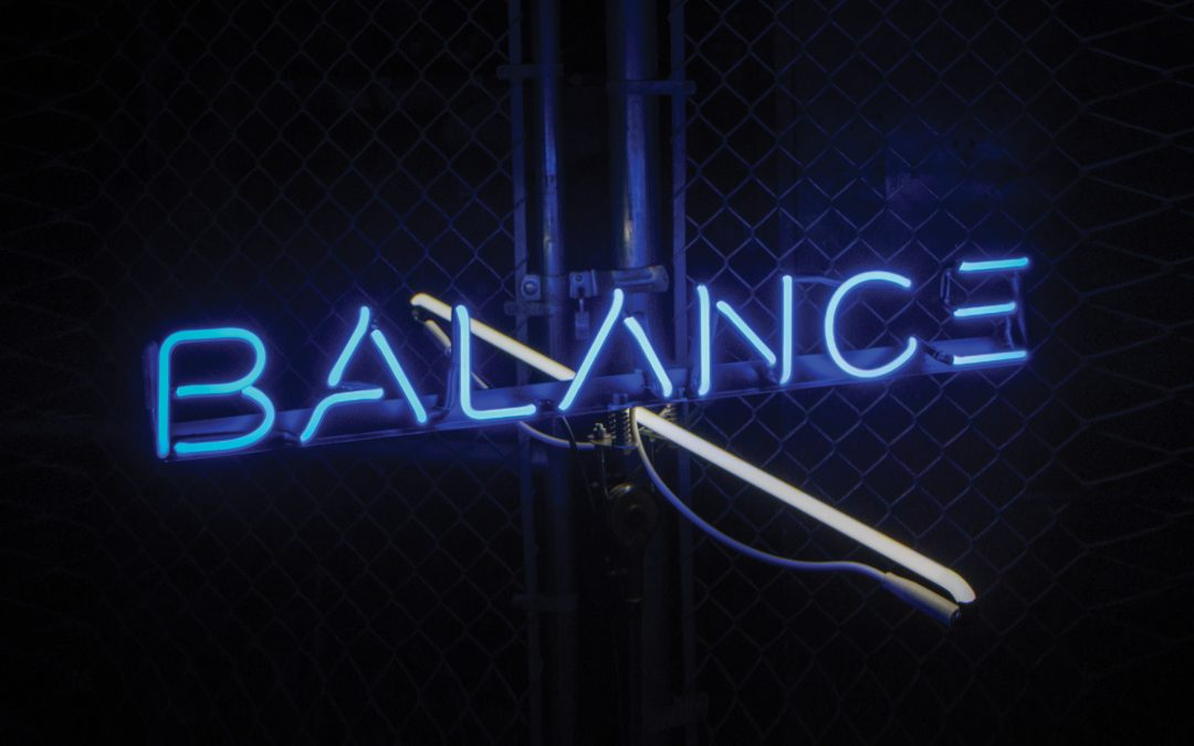 Balance: 2018 UW-Madison Biennial Neon Light Show