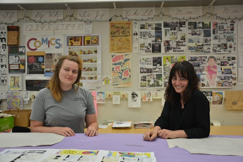 UW Making Comics course promotes creativity, self-expression through art and writing by Kayla Huynh