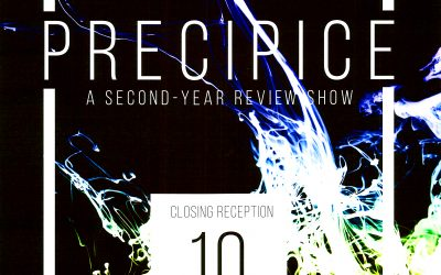 Precipice: A Second Year Review Show