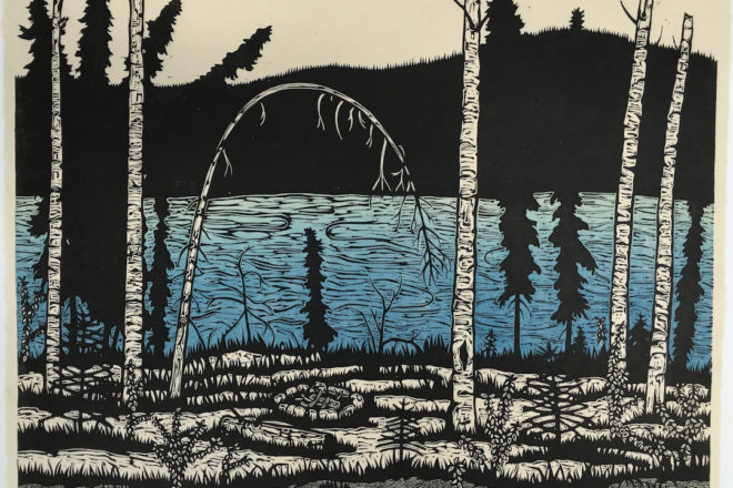 Printmaking Resurgence at Peninsula School of Art: New exhibit highlights possibilities of printmaking by Alissa Ehmke