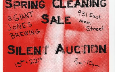 Fresh Hot Press Spring Cleaning Sale Silent Auction