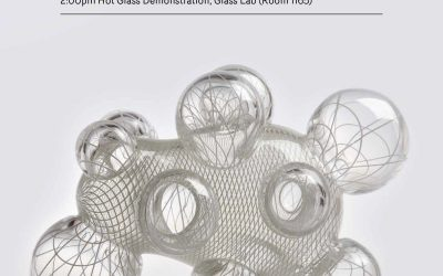 Glass Lab Visiting Artist Aya Oki