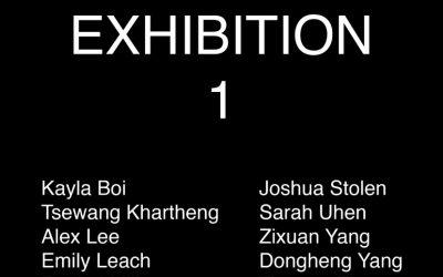 BFA Exhibition 1