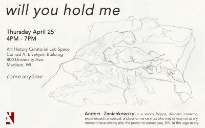 will you hold me by Anders Zanichkowsky