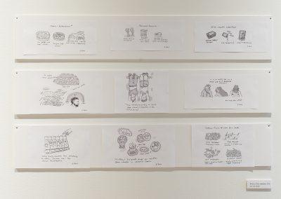 Cartoons by Bethany Dahl