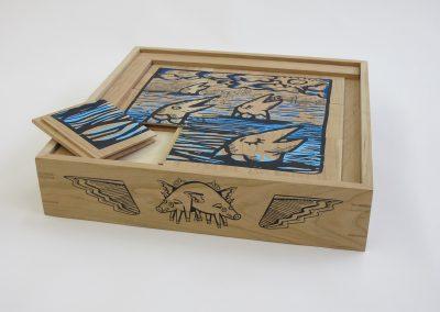 Woodworking by Max Hautala, MFA '20