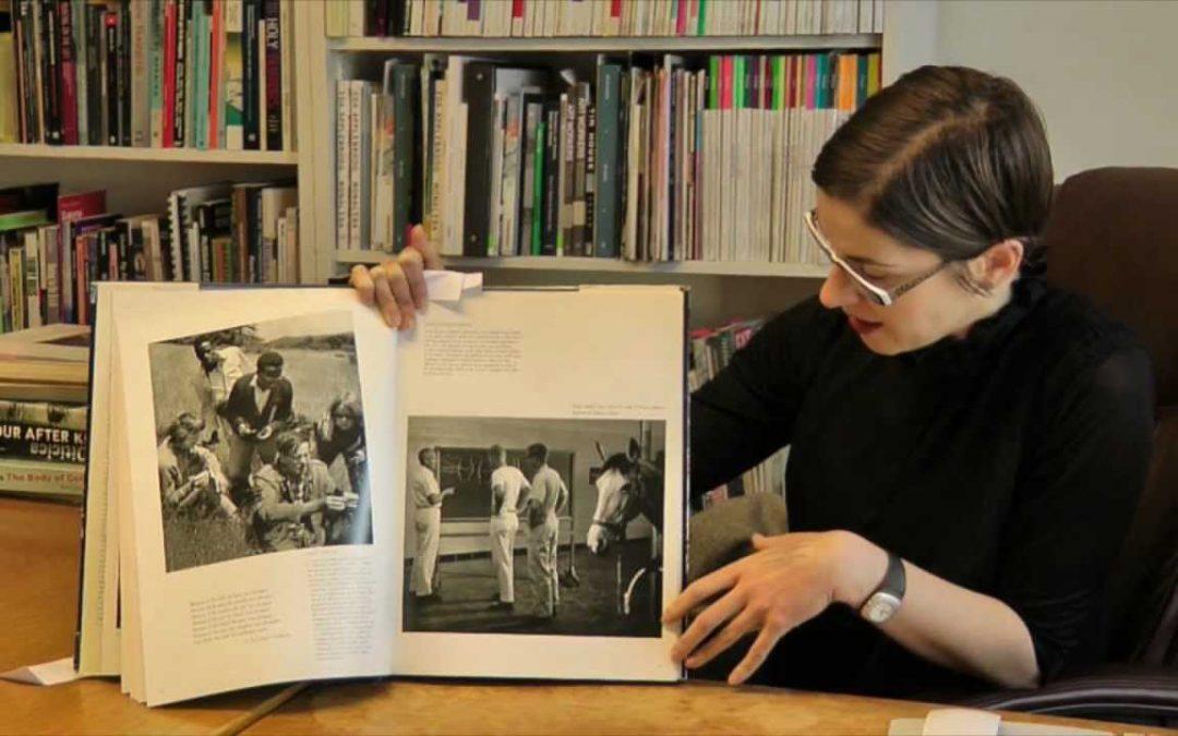 Visiting Artist Colloquium: Julia Bryan-Wilson