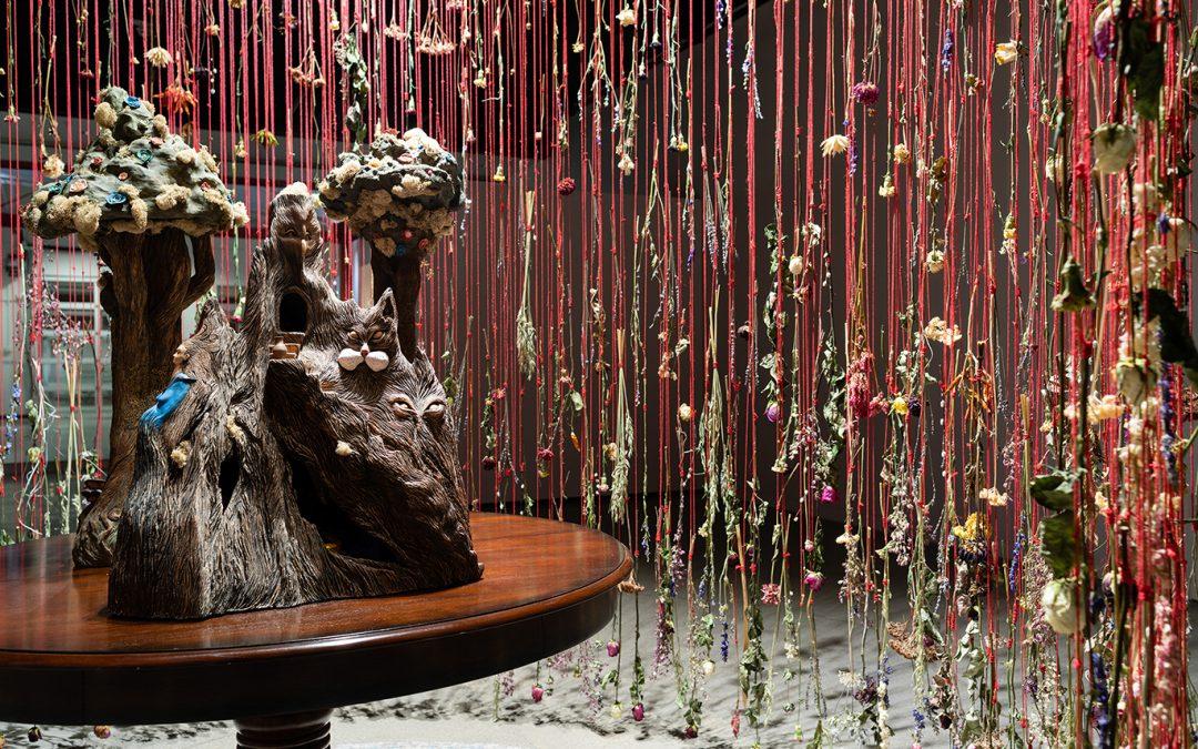 Visiting Artist Colloquium: Gloriann Langva