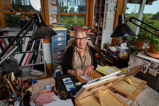 Madison cartoonist Lynda Barry wins MacArthur Foundation 'genius' award by Jim Higgins
