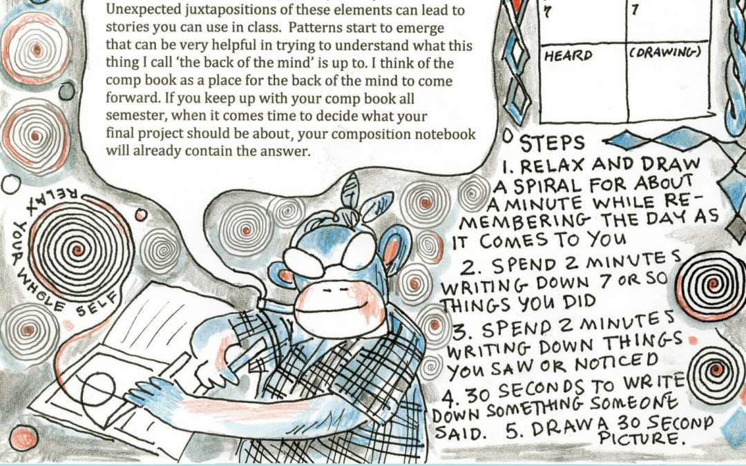 """""""Yes, the professor is a monkey"""" by Scott Gordon"""