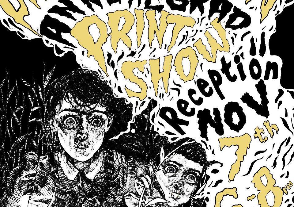 Printmaggedon: Annual Grad Print Show