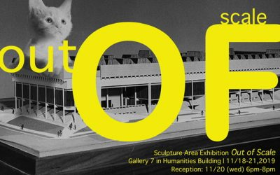 Sculpture Area Exhibition: Out of Scale