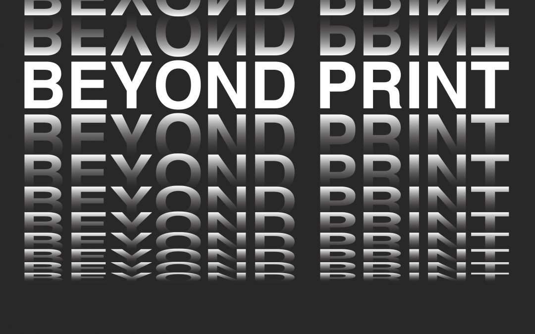 Graphic Design Group Exhibition: Beyond Print