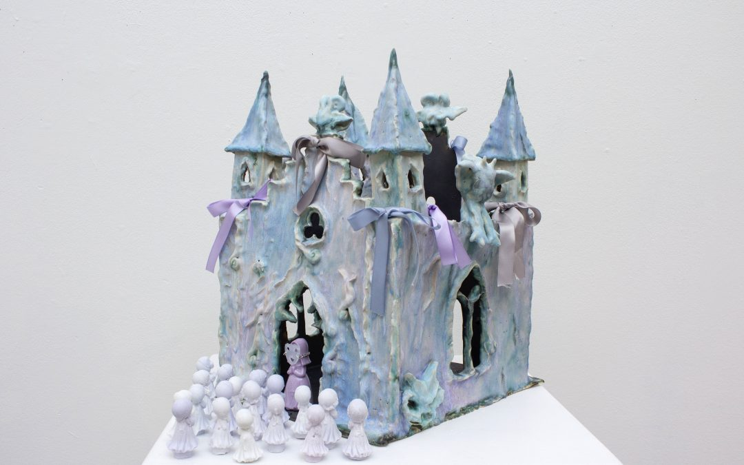 Seductive and Disturbing, Emma Pryde's Sculptures Merge Innocence With Menace by Inez Valentine