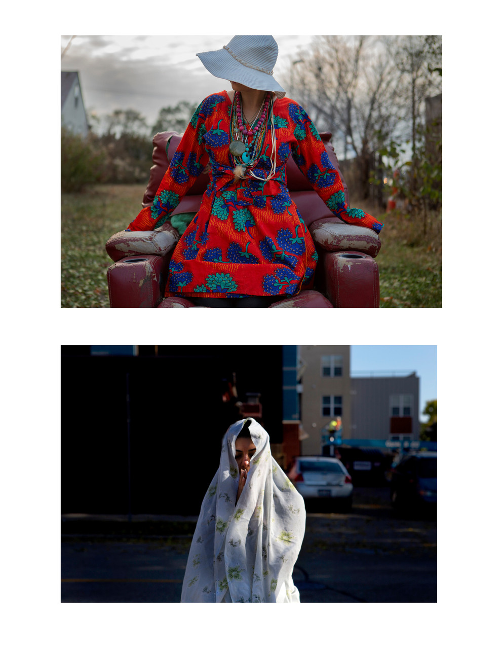 Photographs by Maryam Ladoni.