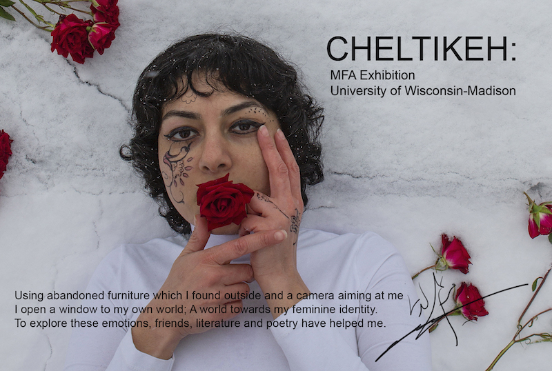 Ladoni releases powerful video exploring her journey to MFA exhibition, 'Cheltikeh'