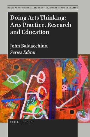 UW–Madison's Baldacchino expands 'Doing Arts Thinking' book series