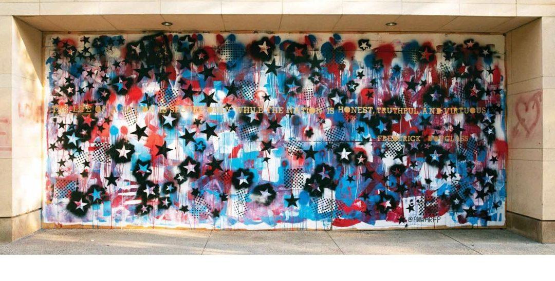'Let's Talk About It': Book preserves, celebrates Madison's Black Lives Matter murals by Nicholas Garto