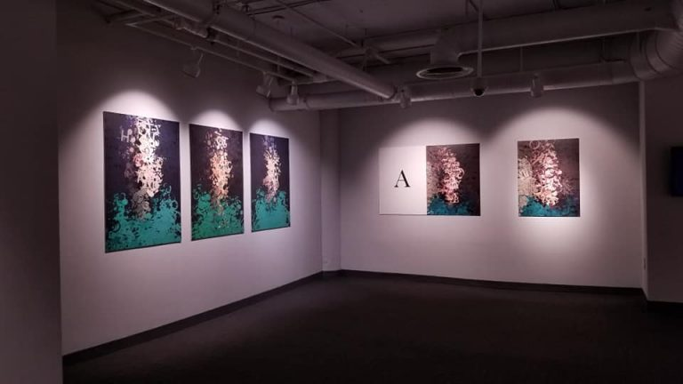 UW–Madison's Ahn presents exhibition at Milwaukee Institute of Art and Design
