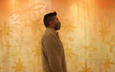 Roberto Torres Mata explores migration in an immersive Chazen show by Elizabeth Lang