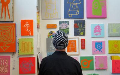 Art Faculty Colloquium: Professor Derrick Buisch