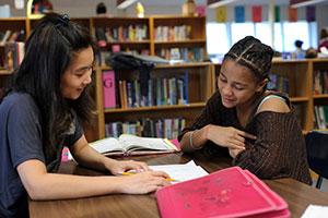 Student tutoring in mathematics