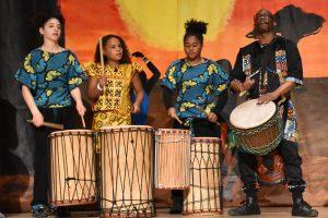 Africa Night performance